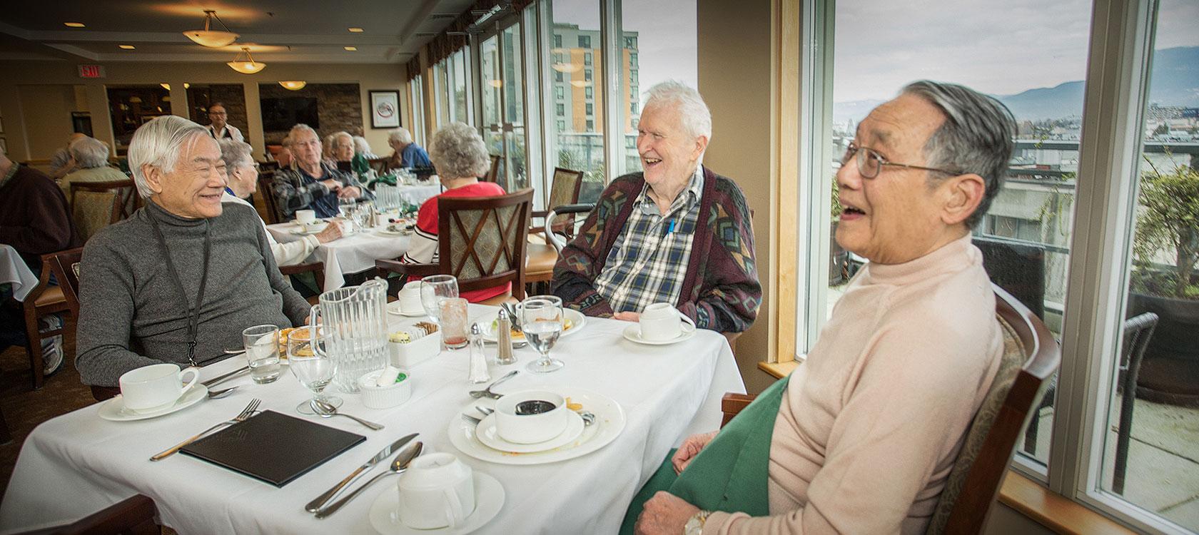 Retirement Community Living