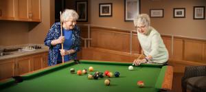Retirement Home Living